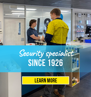 Security Specialists Since 1926