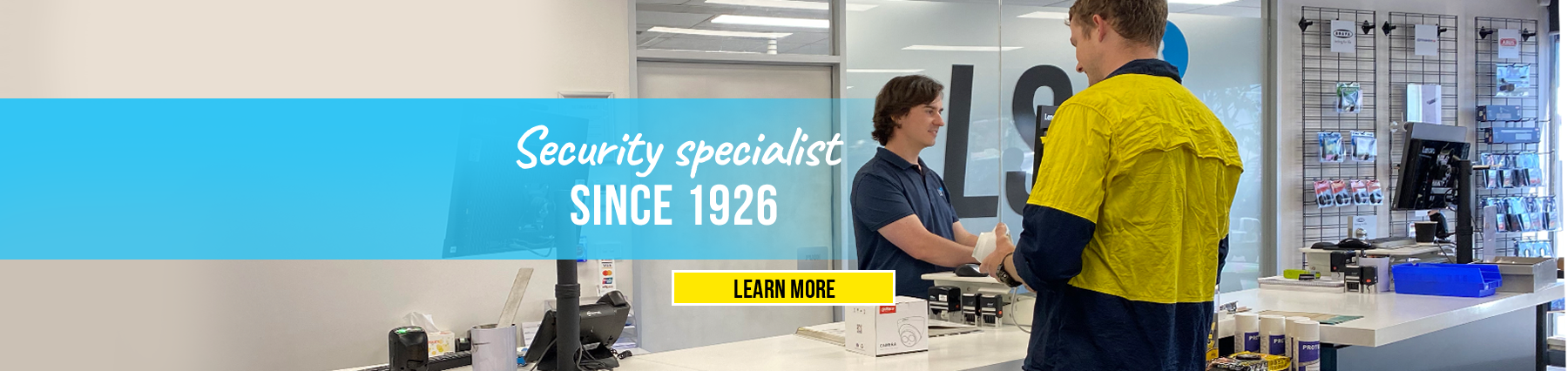 OSecurity Specialists Since 1926