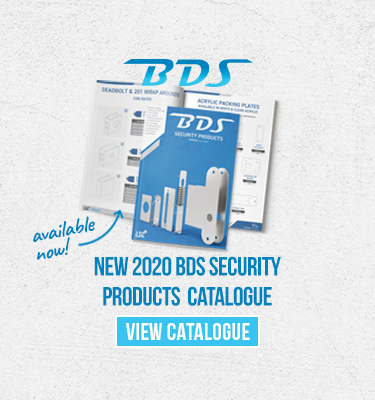 BDS - New 2020 BDS Security Products Catalogue.