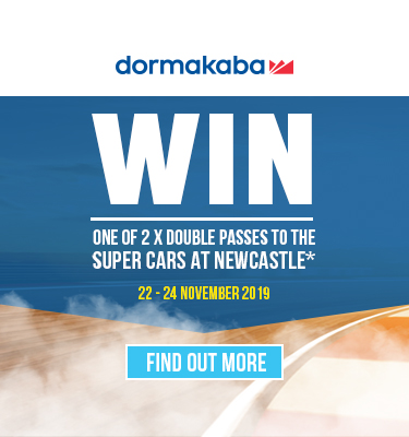 Win One of 2 x Double Passes to the Super Cars at Newcastle.